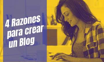 Marketing de contenidos: 4 razones para tener un blog